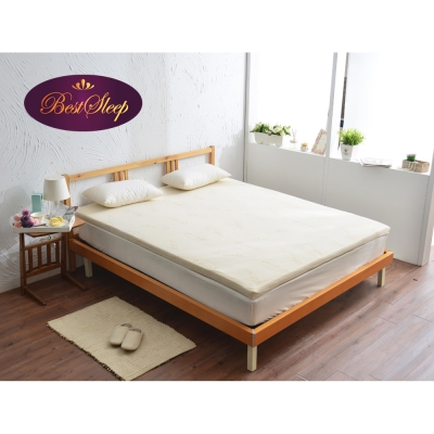 乳膠床 雙人5尺 5cm 含布套、防塵套 - BEST SLEEP倍斯特手工名床