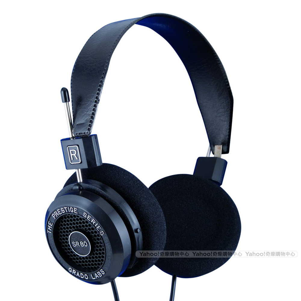 Grado Prestige SR80i Headphone 開放式 頭戴耳機