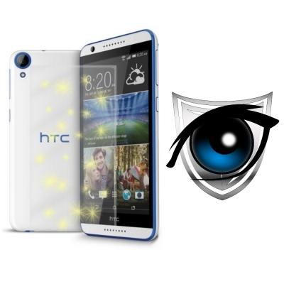 D&A HTC Desire 820 專用日本9H濾藍光疏油疏水增豔螢幕...