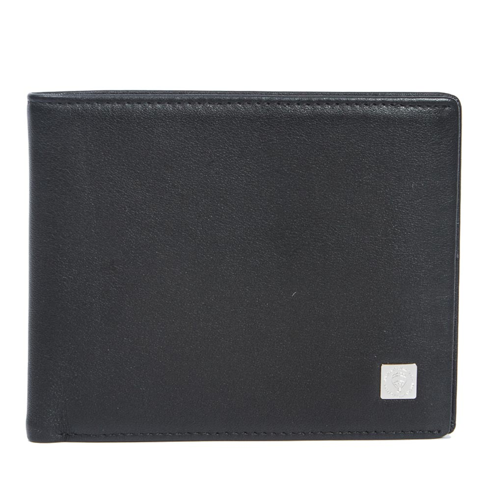 IFFI 男仕系列 - 短夾 - 黑色