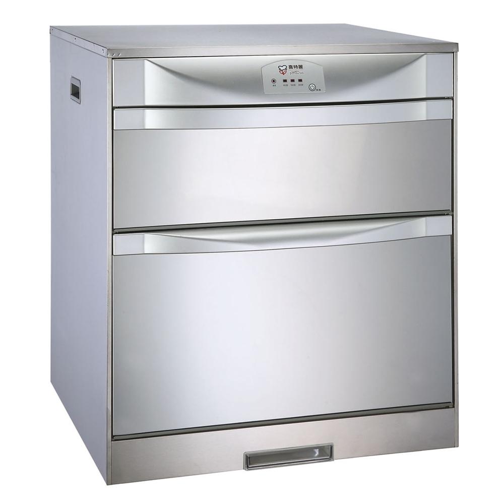 喜特麗 JTL 落地/下嵌式45CM臭氧型-LED面板ST筷架烘碗機 JT-3142Q