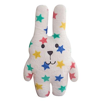 CRAFTHOLIC 宇宙人 閃耀星星兔寶貝枕