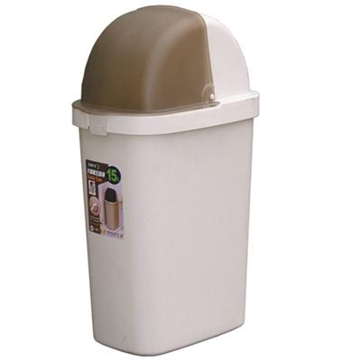 15L大福星垃圾桶(二入)組