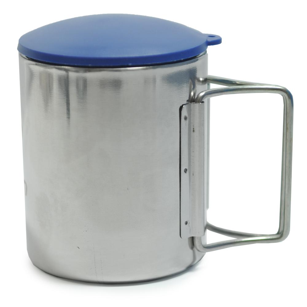 步林BULIN攜帶式不鏽鋼露營杯野營杯小-快速到貨