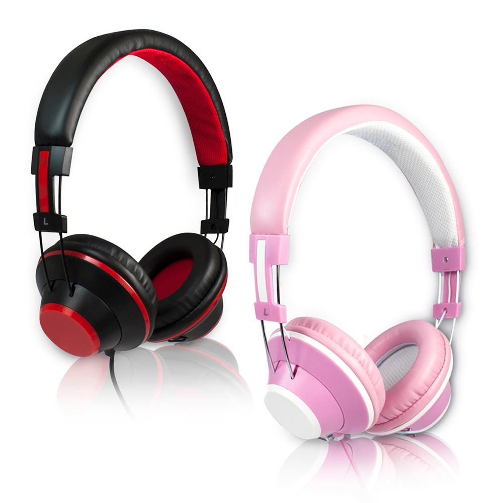 Yongle 頭戴式高清時尚耳罩式耳機麥克風(線控) IP805