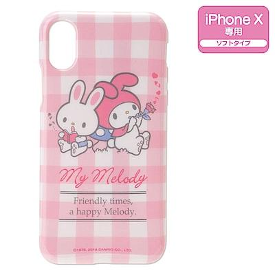 Sanrio 美樂蒂 iPhoneX保護殼(利茲姆)