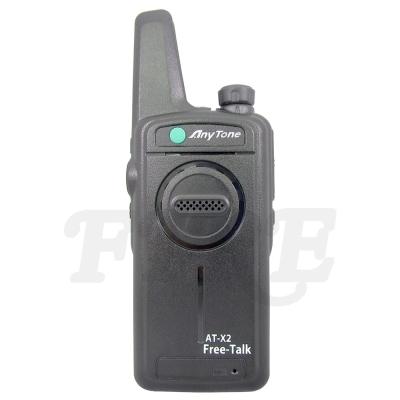 Anytone AT-X2 ATX2 無線電對講機 大音量 生活防水