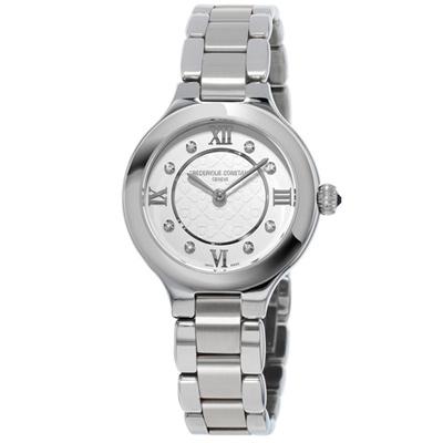 康斯登 CONSTANT  CLASSICS百年經典系列DELIGHT腕錶 -銀
