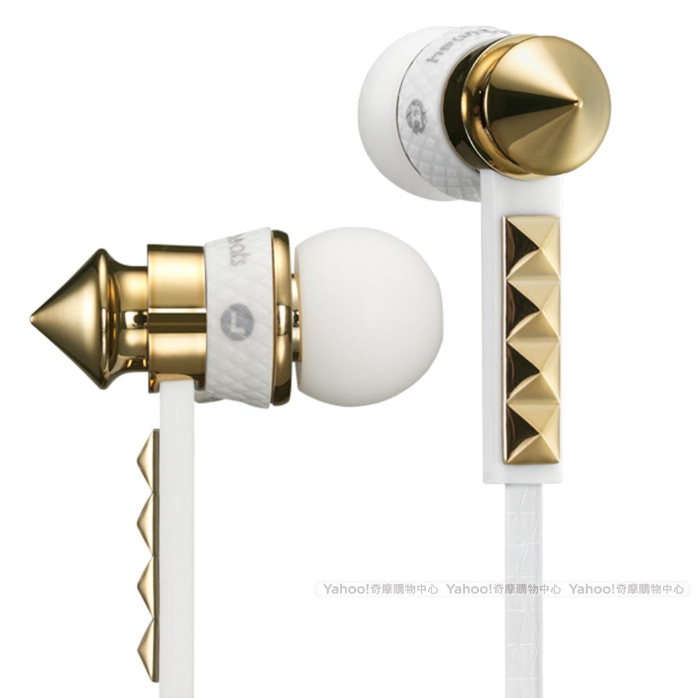 BEATS 耳機 Heartbeats V2 2.0 白色 Lady Gaga 聯名款耳機
