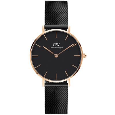 Daniel Wellington 米蘭錶帶手錶(DW00100201)-32mm