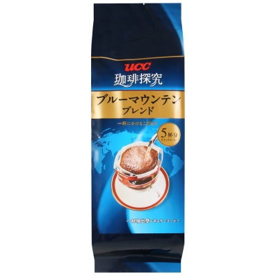 UCC 咖啡探究濾式咖啡-藍山(40g)