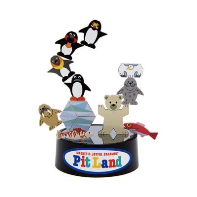 PitLand 日製磁鐵趣味玩具 冰島(5Y+)