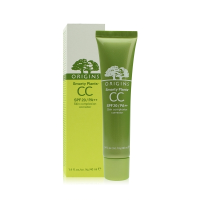 ORIGINS-品木宣言-淨觀奇變美肌修護CC霜SPF20-PA-40ml