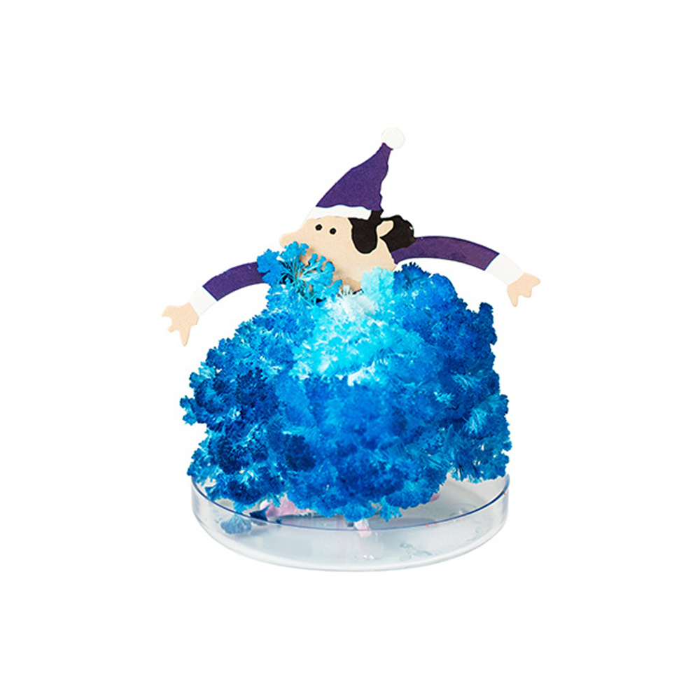 賽先生科學 魔法聖誕精靈-藍