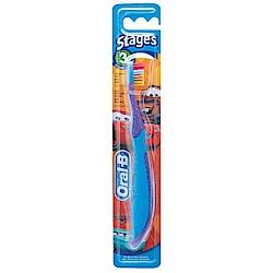 歐樂B 兒童牙刷(5-7歲)Cars