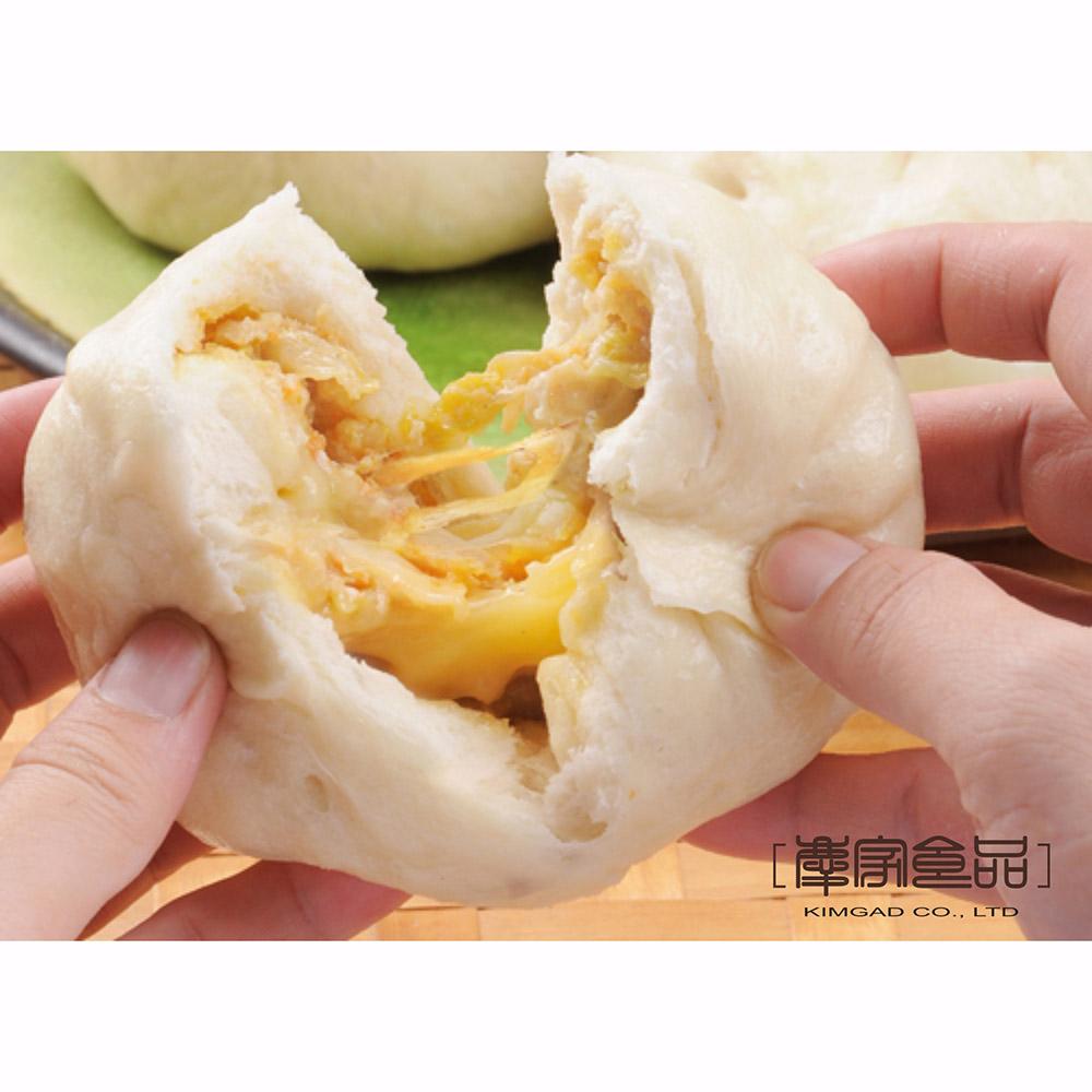 慶家泡菜 黃金拔絲包(12入)