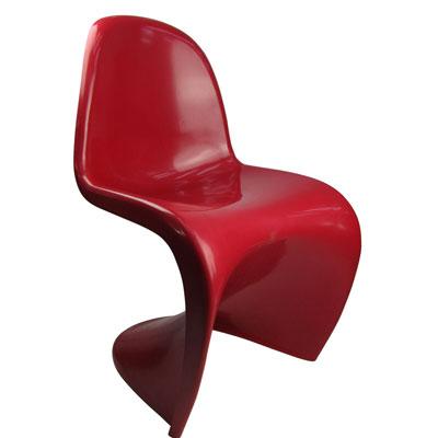 DESIGN 時尚空間美人椅/S形椅/休閒椅(三色)