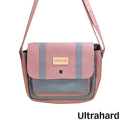 Ultrahard Explore劍橋包系列-愛麗絲。重返幻境(灰粉)