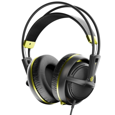 SteelSeries-賽睿-西伯利亞200-耳機麥克風-黑金色