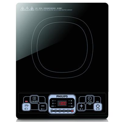 飛利浦智慧變頻電磁爐HD4921-快速到貨