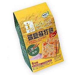 正哲生技 礦鹽蘇打餅-三寶海苔(365g)