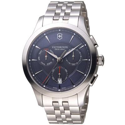 維氏 VICTORINOX ALLIANCE 腕錶系列 -藍/44mm