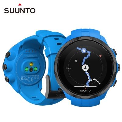 SUUNTO SpartanSportWristHR彩色觸控腕式心率GPS腕錶-經典藍