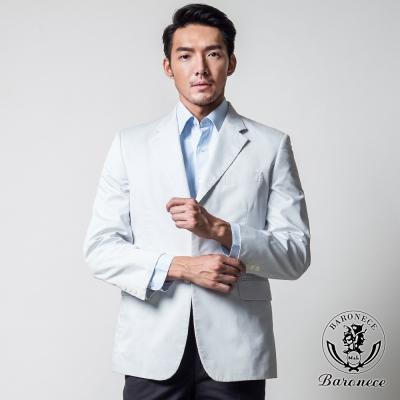BARONECE 都會休閒時尚獵裝 白色(509316-08)