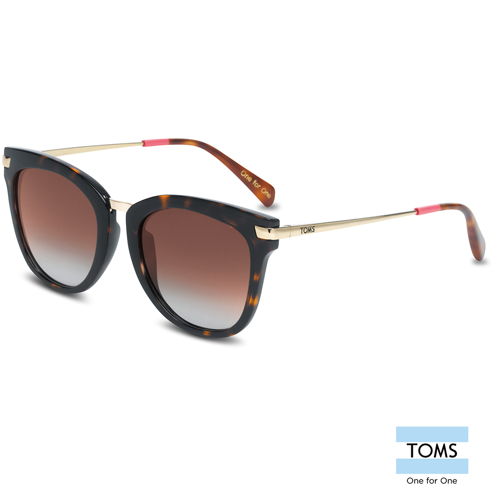 TOMS ADELINE  典雅氣質微貓眼款 太陽眼鏡-女款 (10002056)