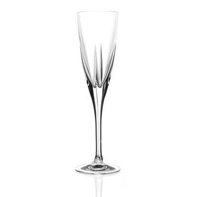義大利RCR芙斯無鉛水晶香檳酒杯(6入)170cc