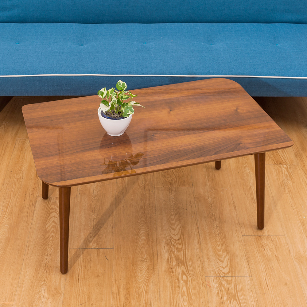 Bed Maker-米其林圓角方桌/置物桌/收納茶几/萬用桌80x48x40cm