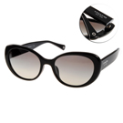 COACH太陽眼鏡 經典簡約/黑#COS8049F 500211