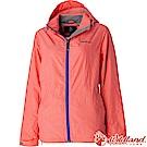 Wildland 荒野 0A52907-78粉橘色 女輕量網布刷毛裡防風外套