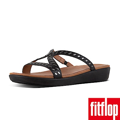 FitFlop STRATA SLIDE SANDALS 黑