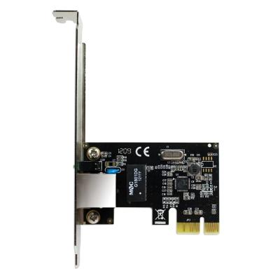 伽利略 PCI-E GIGA LAN 10/100/1000 網路卡