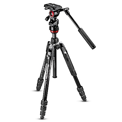 Manfrotto MVKBFRT-LIVE Befree Live 腳架雲台套...