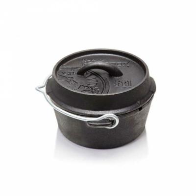 PETROMAX FT1-T DUTCH OVEN 鑄鐵荷蘭鍋7吋(平底)
