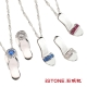 石頭記 925純銀項鍊-水晶鞋 product thumbnail 1