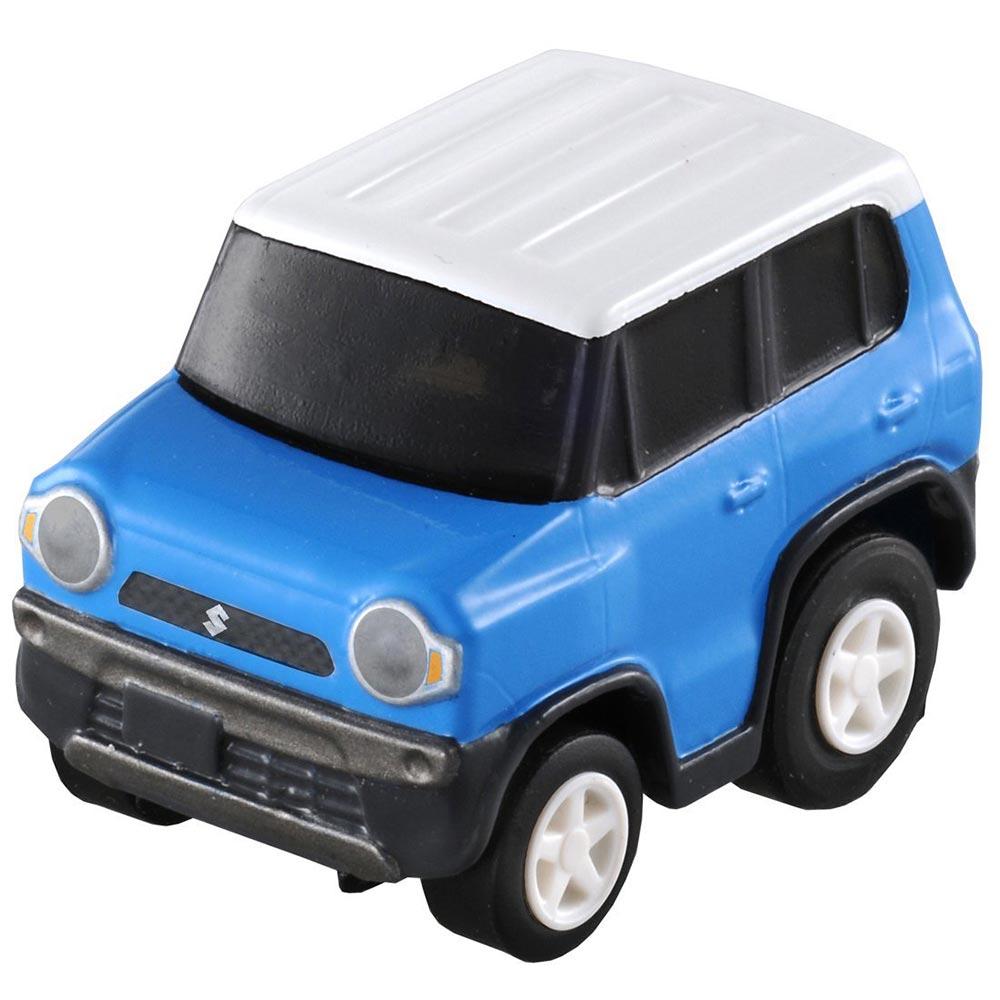 阿Q車迴力版 - QP01 HUSTLER