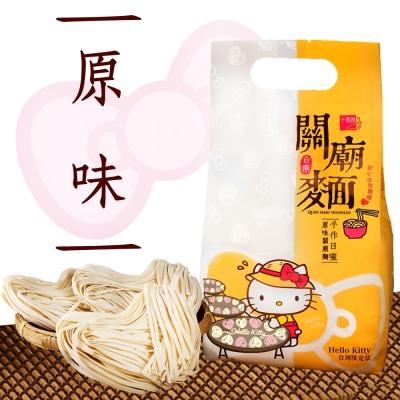 十翼饌 HELLO KITTY台南關廟麵-原味(340g)