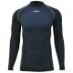 NCAA-緊身機能塑身衣-海軍藍-女款