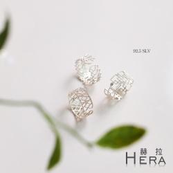 Hera 赫拉 925純銀細緻蕾絲可調式開口戒/3款
