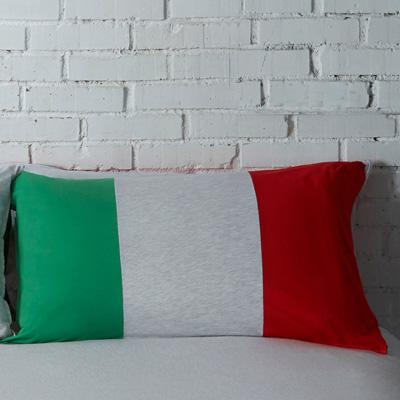Yvonne Collection義大利國旗枕套
