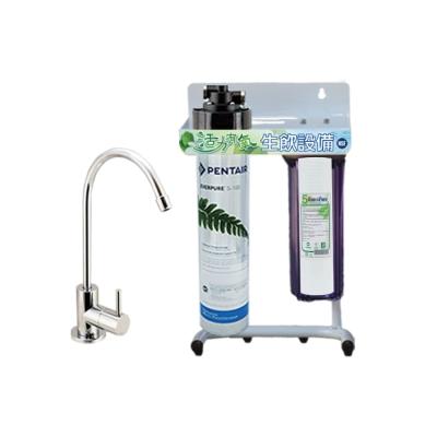 美國原廠 Everpure QL2-S100 二道立架型淨水器