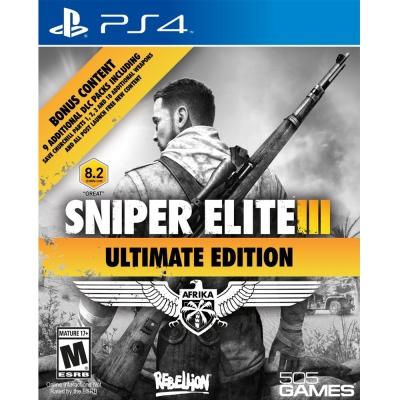 狙擊之神-3-終極版-Sniper-Elite-3