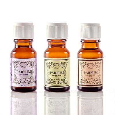 Parfum 帕芬名牌香水摩洛哥護髮油隨身組(10mlX3入)