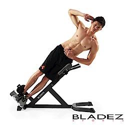 【BLADEZ】RC1-羅馬椅-腹/背伸展訓練器 健腹器