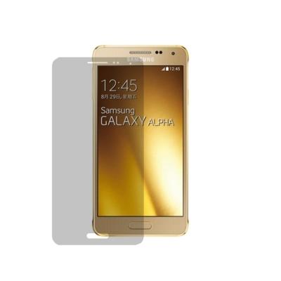 D&A Samsung Galaxy Alpha專用日本頂級AG螢幕保護...