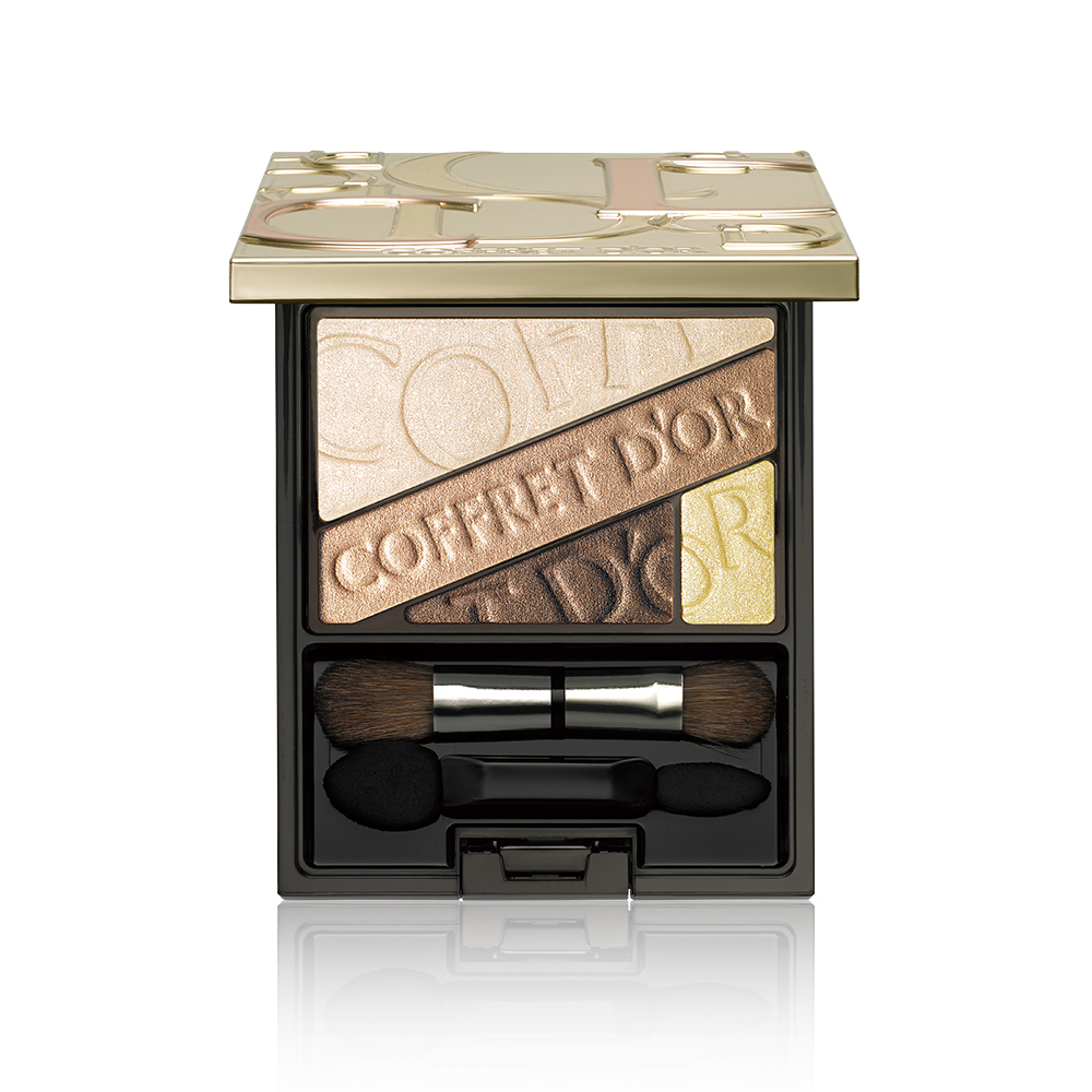 Kanebo佳麗寶 COFFRET D'OR光透色眼影盒3.5g (共5色)