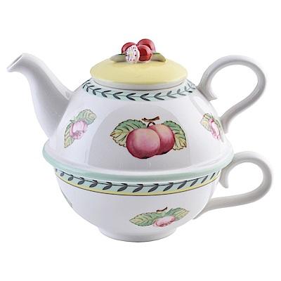 Villeroy & Boch唯寶 法國田園系列茶壺杯組